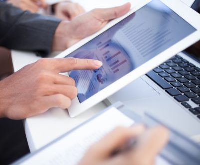 Excel sur tablette