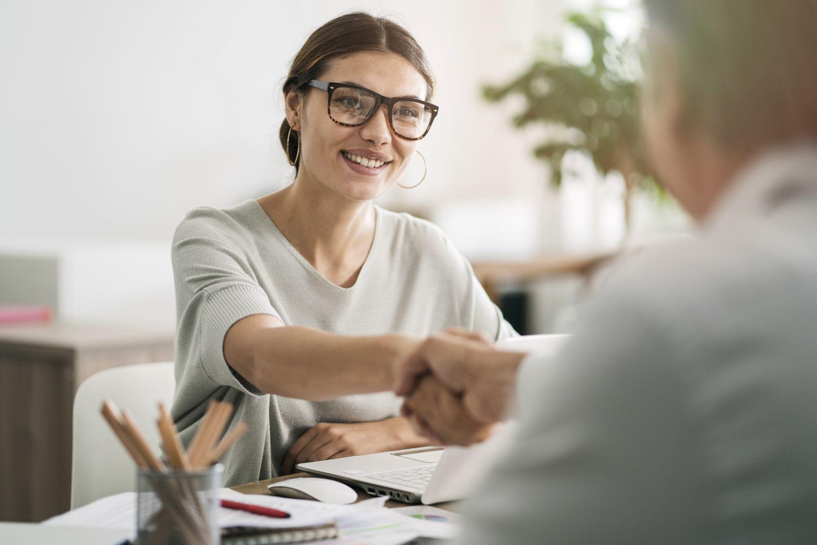 Le métier d'agent immobilier